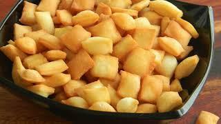Cheeselings Recipe | Cheese Bites | फूली फूली और क्रिस्पी चीॹलिंग | Kids/Tea time snack | Cheeseling