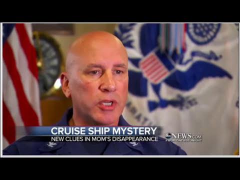 Missing Carnival Cruise Ship Passenger Fell Backward Off Rail, Video Shows