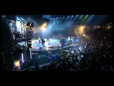 Generation Rap France 2012 Live (113. Magic System & Mohamed Lamine)