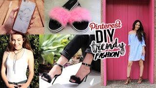 Easy DIY Trendy Fashion! MUST TRY!