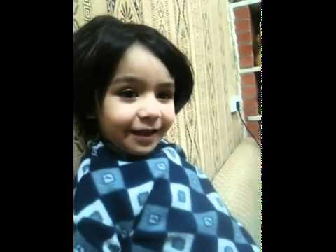 189bf9678 ردة فعل البنت يوم قالوا لها ابوها يبي يتزوج على أمها - YouTube