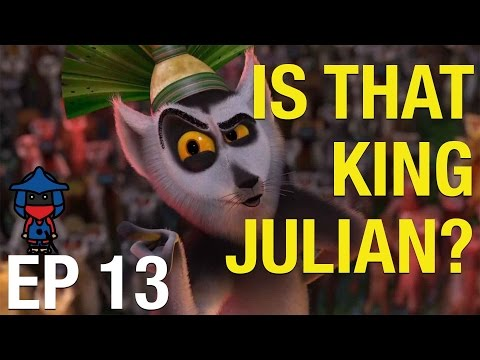 CHILLIN' WITH KING JULIAN! MADAGASCAR LIFE!! - UNCHARTED 4 - EP 13