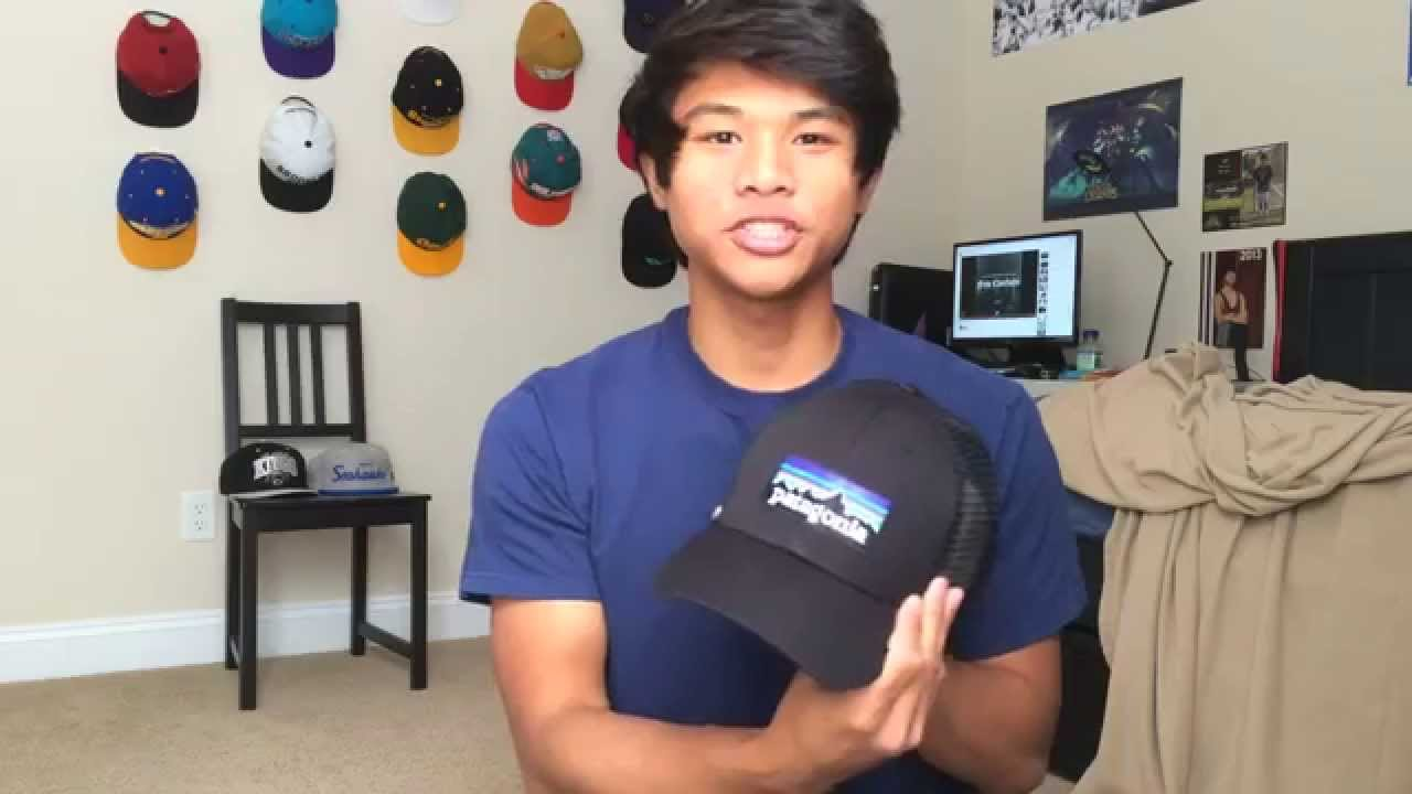 Patagonia P6 LoPro Trucker Hat Unboxing - YouTube df719d34067