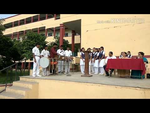 स्वागतगीत, इतिहासाचे रंगरूप हे आले आज घरा, marathi welcome song, sva school Aurangabad, MIT maeers