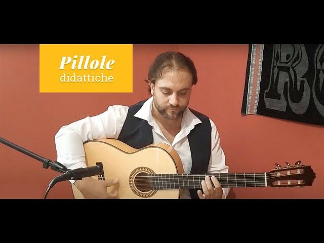 Il Pulgar: l'uso del pollice nel flamenco   Giovanni Cigliano