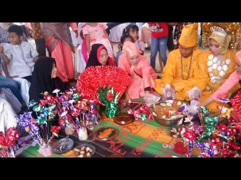 Tradisi Melayu (Asahan), Nasi Hadap-hadapan Part I