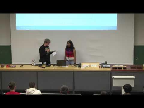 GSoC and Outreachy Interns: Intern lightning talks