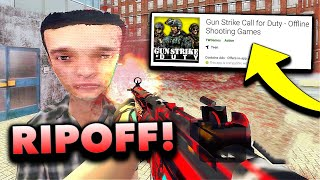 The WORST-RATED Call of Duty Mobile Rip-Off Android Games...