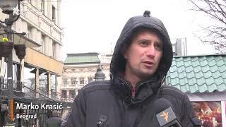 Beograđani o predsjedniku Rusije: Mi smo Putinovi, Putin je naš!