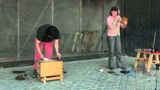 Birgit Ulher - Felipe Araya - Tsonami Festival 2012