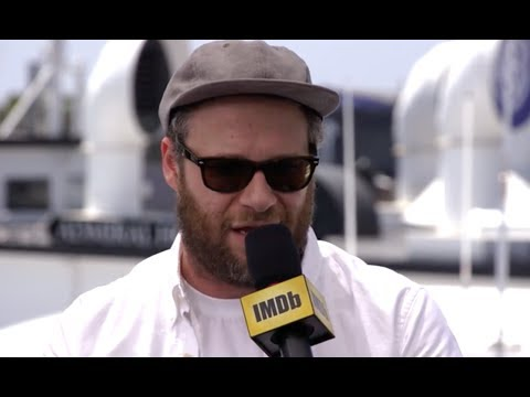 Seth Rogen Talks About 'The Disaster Artist' Creation | IMDb EXCLUSIVE