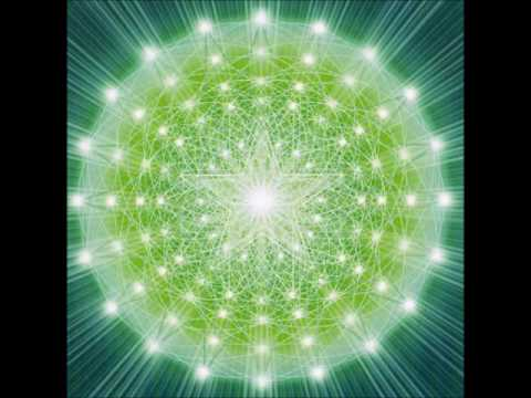 Healing Meditation Using Green Energy and Then Diamond Energ