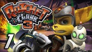 Ratchet & Clank 3 | Episode 1 - L'AGENT SECRET CLANK