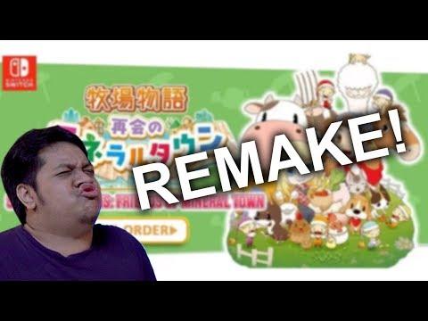 Harvest Moon Friends of Mineral Town DI-REMAKE! - TAG BLAST