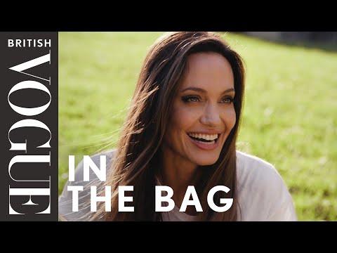 Angelina Jolie: In The Bag   Episode 44   British Vogue