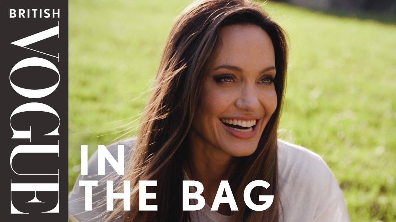 Angelina Jolie: In The Bag | Episode 44 | British Vogue