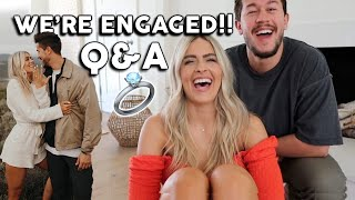 ITSAAA ENGAGED Q&A!! Proposal and Wedding DEETS
