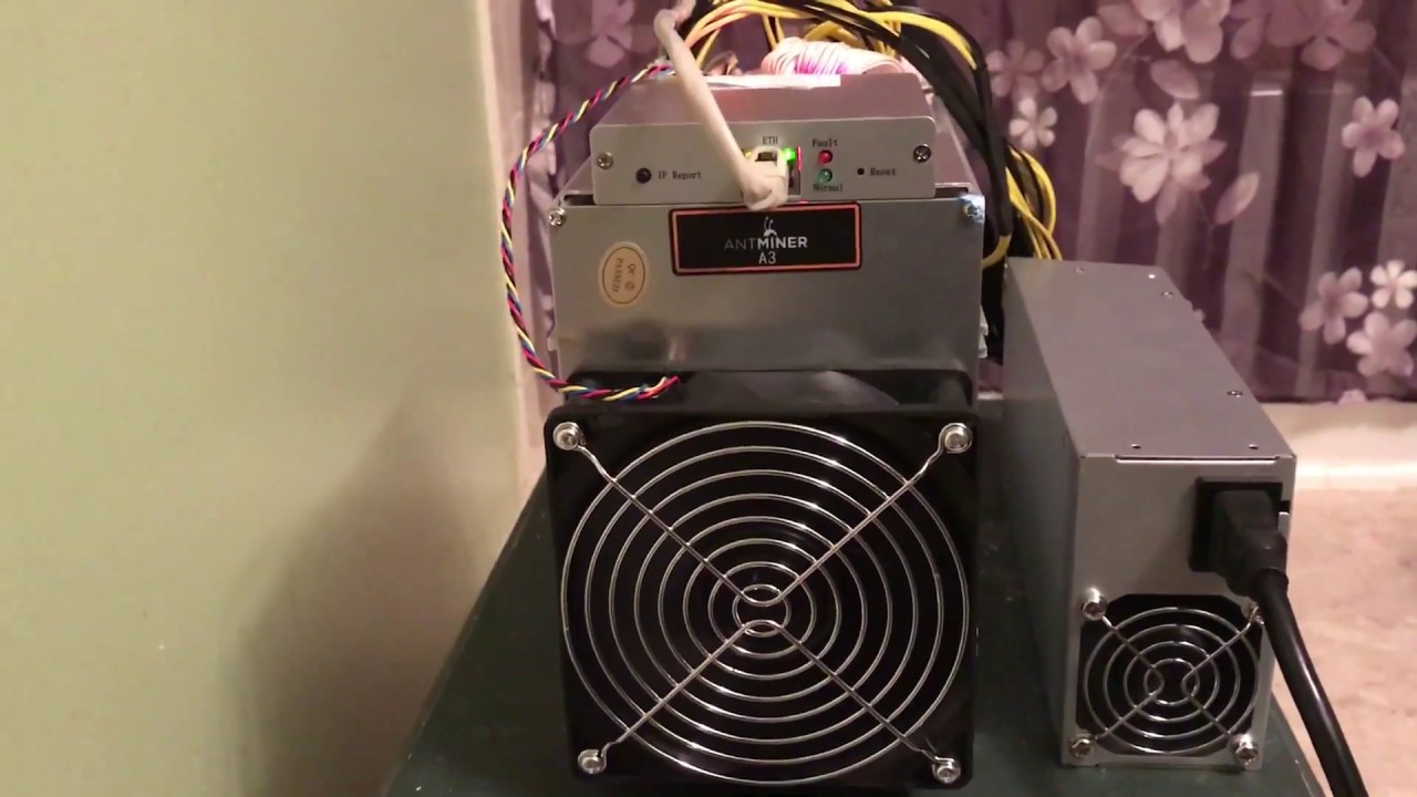 What To Mine With Antminer A3