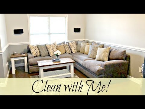 EXTREME CLEANING MOTIVATION | CLEAN WITH ME 2018