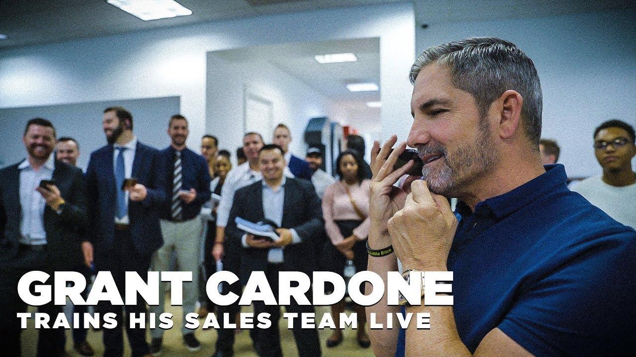 Grant cardone training login