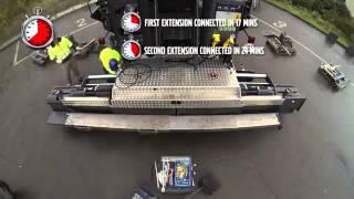 Подготовка асфальтоукладчика Volvo к работе(, 2014-03-25T12:09:16.000Z)