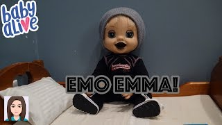 Emo Emma! Emma Turns Emo?