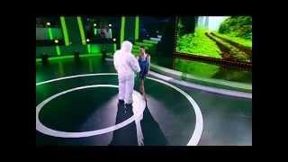 Шоу Танцуй Танцуй выпуск ЂЂЂ2 Бауржан Тогызбай и Бахти РамазановаТ 7