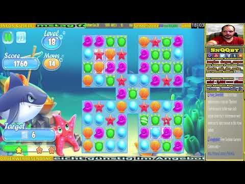 Aqua Fish - Dein eigenes Aquarium - SnQQby Let's Puzzle #2