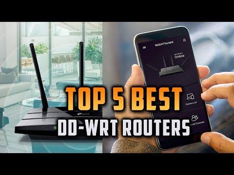 Top 5 Best DD WRT Routers