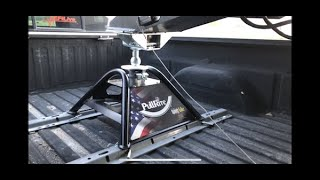 PullRite Super Lite 5th Wheel Hitch Review and Installation