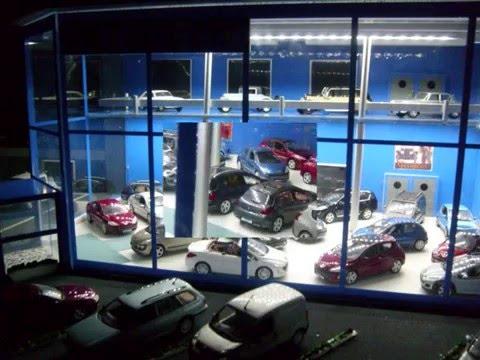 Garage diorama wmv youtube for Garage ideal auto lanester