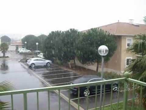 Neige sur Béziers !!!