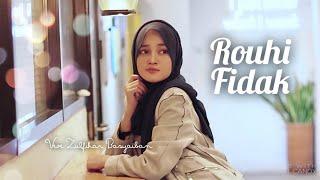 ROUHI FIDAK | Cover by VEVE ZULFIKAR BASYAIBAN