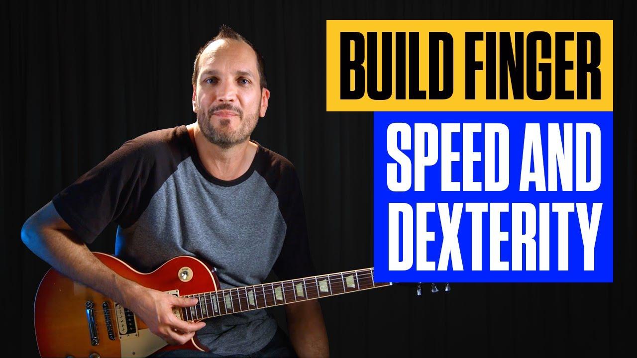 learn lead guitar finger strength speed dexterity exercises guitar lesson guitar tricks. Black Bedroom Furniture Sets. Home Design Ideas