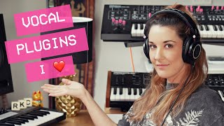 Vocal Production Plugins I'm OBSESSED WITH! #antares #giveaway