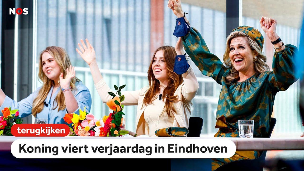 Download TERUGKIJKEN: Koningsdag 2021 vanuit Eindhoven