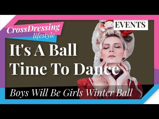 Crossdressing Winter Ball | Stanmer House Brighton | BWBG