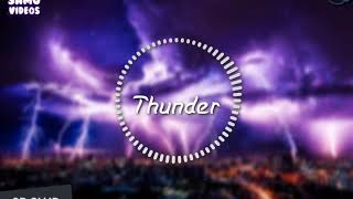 Imagine Dragons - Thunder [ 8D Audio 🎧] - With Lyrics