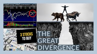 THE STOCK MARKET WILL ENTER THE BIGGEST BULL MARKET IF THIS HAPPENS - My Watchlist - 3 STOCKS TO BUY