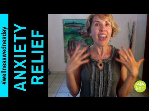 Feeling Anxious and Overwhelmed? Natural Anxiety + Stress Relief