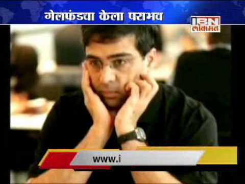 Viswanathan Anand wins World Chess Championship 2012