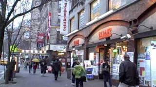 Zabars, great gourmet store!
