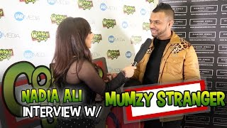 CORNER SHOP | Interview - Mumzy Stranger w/ Nadia Ali