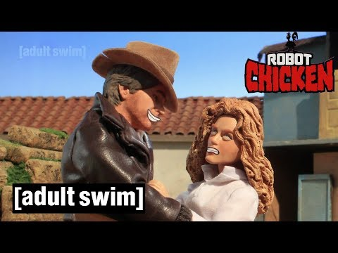Indiana Jones | Neue Staffel! | Robot Chicken | Adult Swim