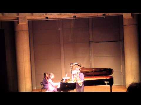Pearl Suite 1st mov. / Roland Szentpail パールズ1楽章 R.セントパリ