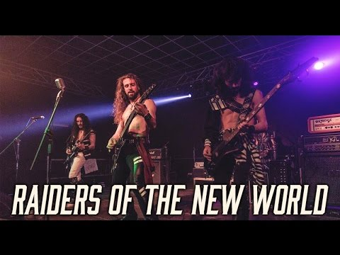 Silverbones - Raiders of the New World (videoclip)