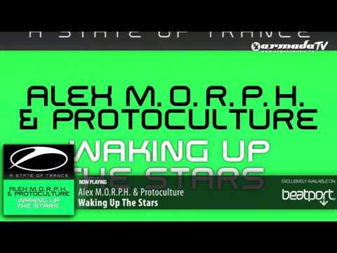 Alex MORPH  & Protoculture - Waking Up The Stars (Original Mix)