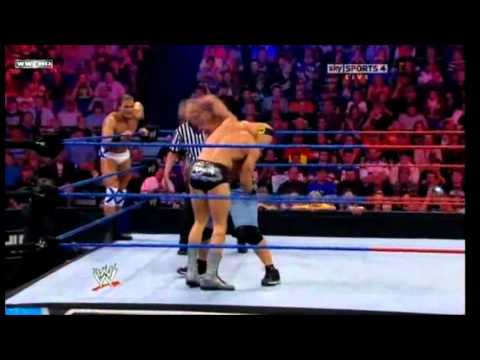 John Cena - Fisherman Suplex To Cody Rhodes