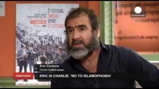 Charlie Hebdo Eric Cantona
