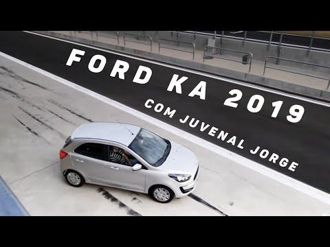 Ford Ka 2019 no VeloCittá com JJ